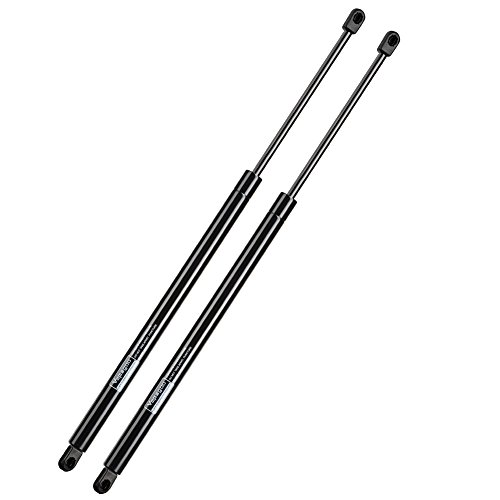 2 Rear Hatch Gas Lift Supports Trunk Struts Shocks Springs for 2002-2009 Chevrolet Trailblazer or GMC Envoy or Buick Rainier Isuzu Ascender Oldsmobile Bravada or Saab (Buick Special Shock Absorber)