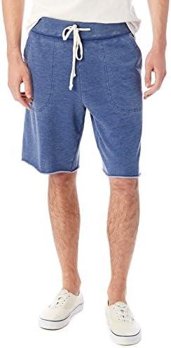 ALTERNATIVA pantalones cortos de luz Francés Terry Victoria