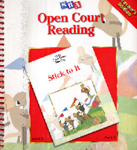 SRA Open Court Reading Stick to It Level K Book E Teacher's Edition (sra) pdf epub