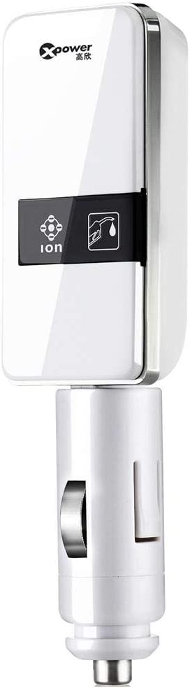 Amazon.es: KIMISS 12V Purificador de aire del coche Estabilizador ...