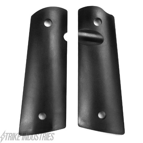 "Strike Industries 1911 PX-07 0.295"" Pistol Grips (Non-texture, Semi-gloss)"