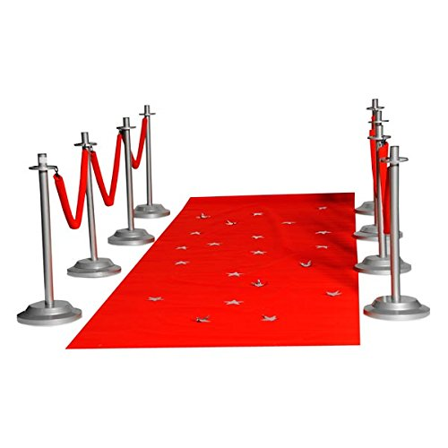 Novelty Red Carpet Premiere Kit - Includes Carpet Only 4'10