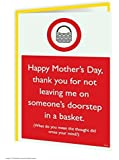 Mothers Day Basket Card