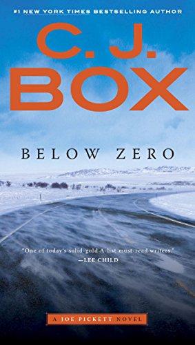 book cover of Below Zero