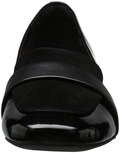 Combi Pump Black Dress Clarks Tealia Women's Elva TnwqnY8gI