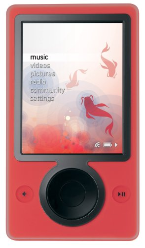 Zune 30 GB Digital Media Player - Video Zune Music Player