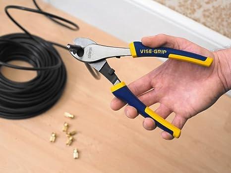 Irwin Vise-Grip 586-2078328 8-Zoll-Kabel-Cutting Zange