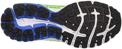 Brooks Aduro 4, Scarpe Running Uomo Verde (Green Geko/Black/Directoire Blue)