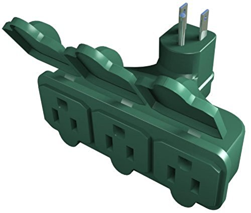Westinghouse 3 Outlet Outdoor Covered Adapter product image