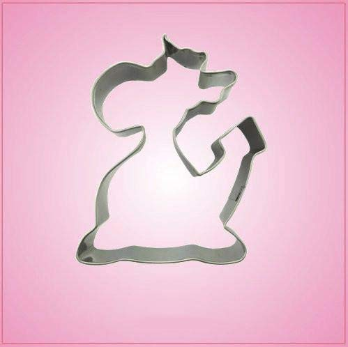 Small Friendly Dragon Cookie Cutter-One Piece Only