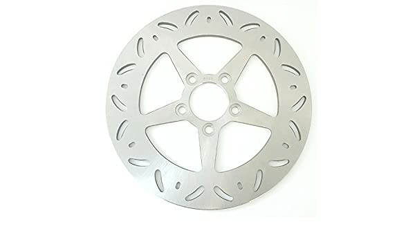Volar Rear Brake Rotor Disc for 2011-2012 Harley FLTRU Road Glide Ultra