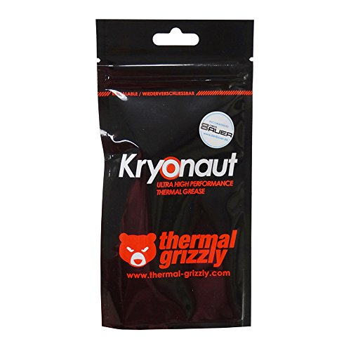 thermal grizzly kryonaut thermal grease paste 1 0 gram. Black Bedroom Furniture Sets. Home Design Ideas
