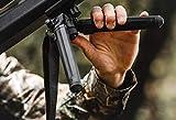 Magpul Rifle Bipod, Sling Stud QD, Black