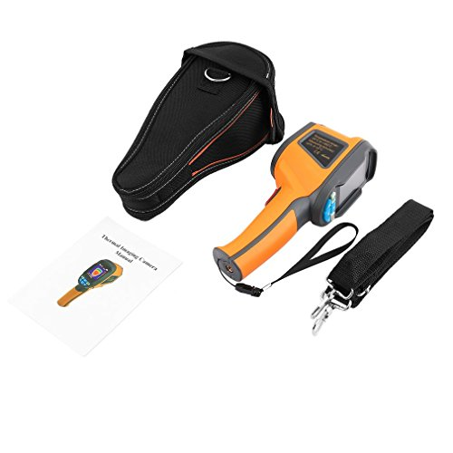 Handheld Infrared Thermometer Imaging Camera Precision Protable Thermal Imager 2.4 Inch High Resolution Color -