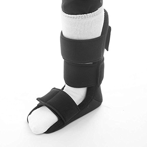 MediChoice Plantar Fasciitis Night Splint, Size Small, Hook And Loop Closure, Removable Foam Wedge Insert, Nylon And Terry Lining (Each of 1) by MediChoice