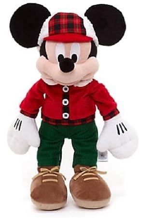 Disney partager la Magie de Noël Mickey Mouse Medium 40 cm en peluche