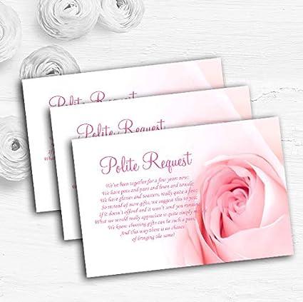 Impresionante rosa pálida para bebé, personalizable, regalo de ...