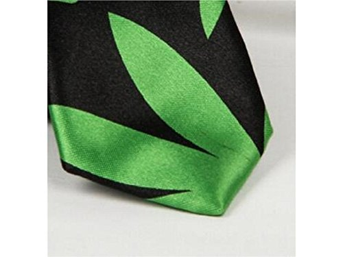 Formal Kxrzu Casual and Men Fashionable Green for Fashion Occasion Printed Necktie wYwH4Bq