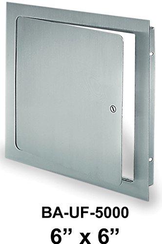 6 panels doors - 8