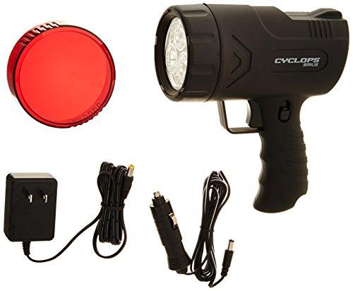 Cyclops SIRIUS 300 Lumen Handheld Spotlight w/6 LED Lights