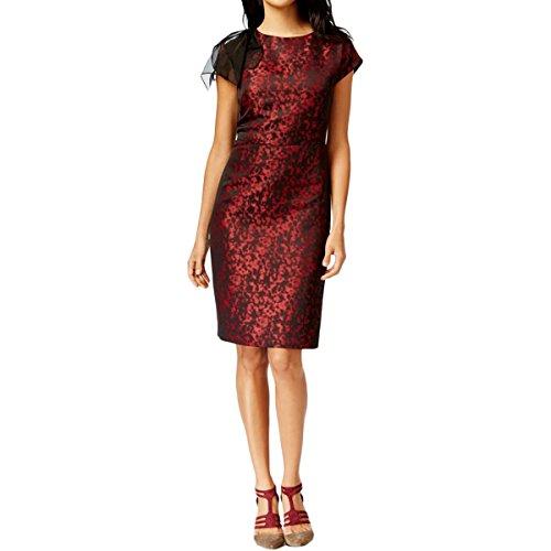 anne klein silk dress - 3