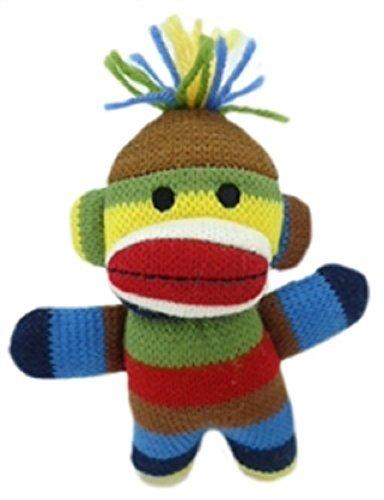 Lulubelles Power Plush - Ziggy Sock Monkey - Scottsdale Square