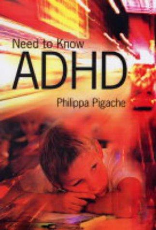 Need to Know: ADHD Hardback