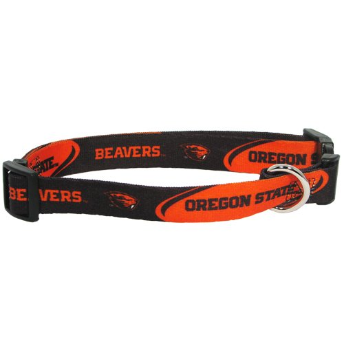 NCAA Hunter MFG Oregon State Beavers Dog Collar, Small