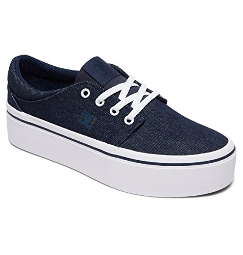 Se Platform Trase TX Femme Baskets Shoes DC Shoes EIpq5wUU