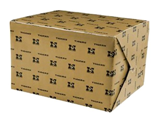 NCAA Missouri Tigers Wrapping Paper (Athletics Tigers)
