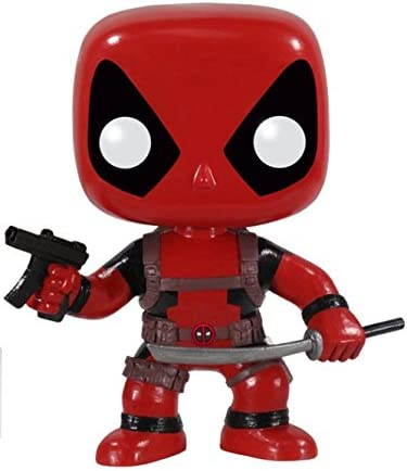 POP! Bobble - Marvel: Deadpool: Amazon.es: Juguetes y juegos