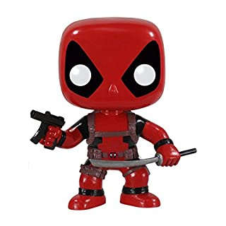 POP Marvel: Deadpool Vinyl Bobble-head Figure