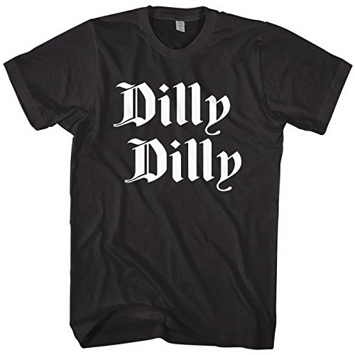 (Mixtbrand Men's Dilly Dilly Old English T-Shirt 3XL)