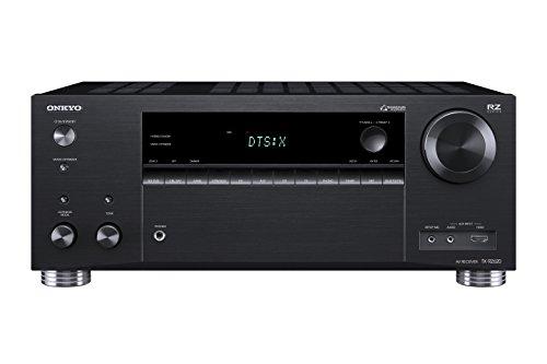 Onkyo TX 7.2-Ch. Hi-Res 4K Ultra HD A/V Home Theater Receiver Black TX-RZ620