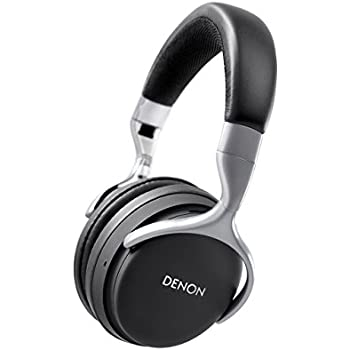 Denon AHGC20 Globe Cruiser Over-Ear Wireless Noise Cancelling Headphones