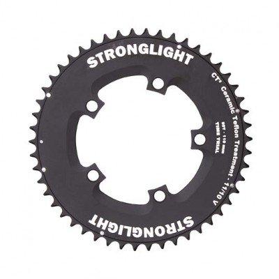 (ストロングライト/STRONGLIGHT)(自転車用チェーンリング)CT-2 クロノ(T.T)(10/11s) (110PCD) (歯数) 50T B016ABZR2I