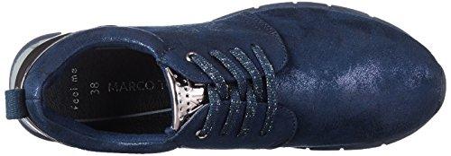 Navy MARCO Comb 23700 Damen TOZZI Sneaker Blau Met rUPUXBqwg