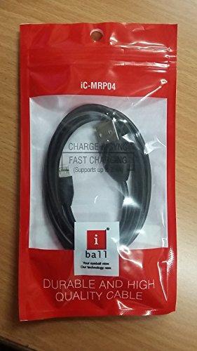 iBall iC MRP04 Micro USB Cable  Black