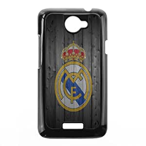 DIY Printed Personlised Real Madrid cover case For HTC One X F9989077