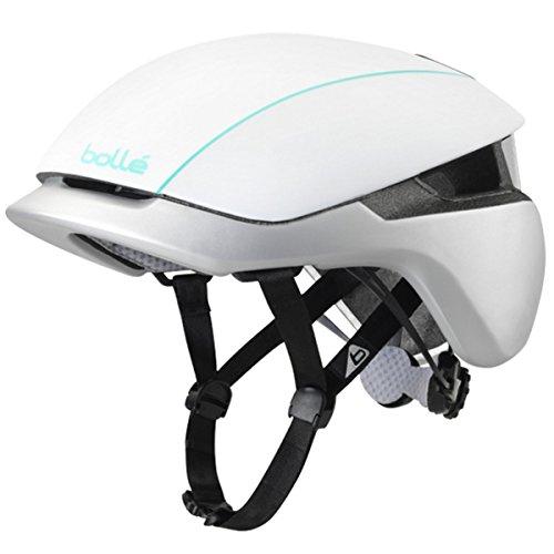 Bolle Messenger Standard Helmet, White/Silver, 54-58cm