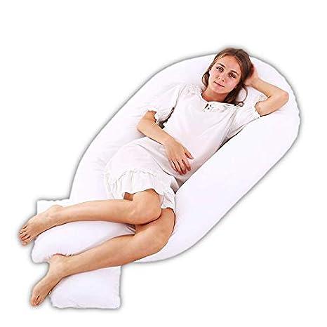 SoftMommys Almohada de Embarazo/Maternidad en Forma de U ...