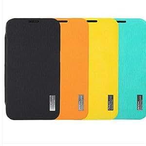 ModernGut ROCK Elegant series Fashion Colorful Side Flip Leather Case Cover For Samsung Galaxy Mega 6.3 I90+Original Box