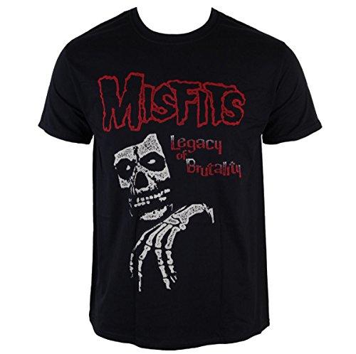 Herren T-Shirt Misfits - Legacy Of Brutality - LIVE NATION - PE12710TSBP M