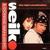 Seiko & Donnie Wahlberg / The Right Combination