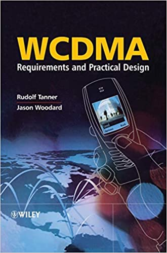 Wcdmarequirements And Practical Design Woodard Jason Tanner Rudolf