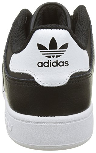 de Low White Core Footwear Zapatillas Adidas Footwear Skate Adulto Unisex White Varial Negro Black wPp5q5t