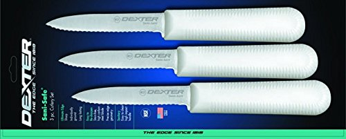 Dexter-Russell 3-pack of S104Sc Parers