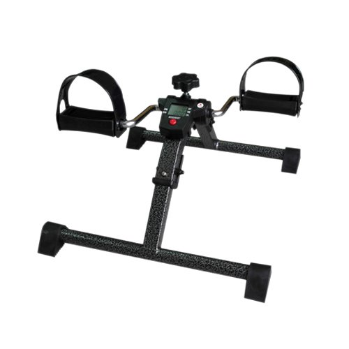CanDo Pedal Exerciser with Digital Display, Fold-up