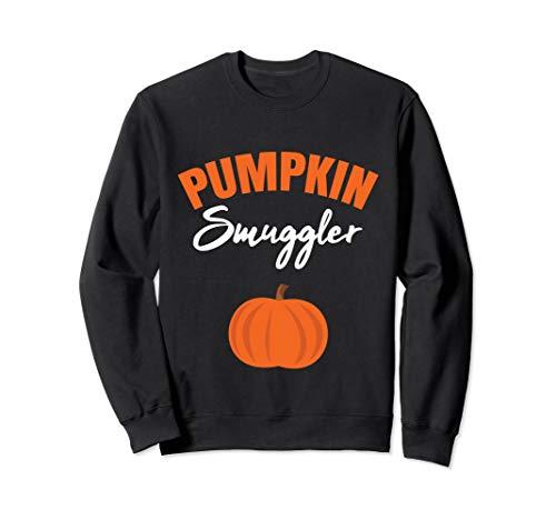 Pumpkin Smuggler Funny Pregnancy Announcement