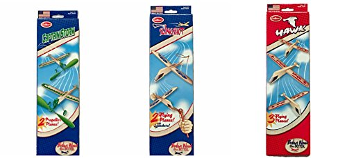 wood airplanes kits - 4